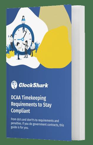 DCAA Timekeeping requirements-1