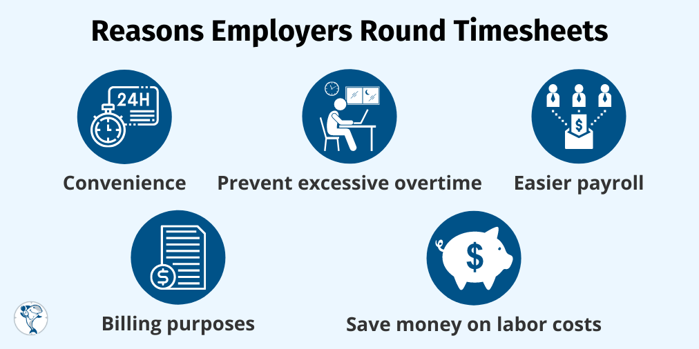 The True Cost of Time Clock Rounding That Every Business Owner Should Know 5