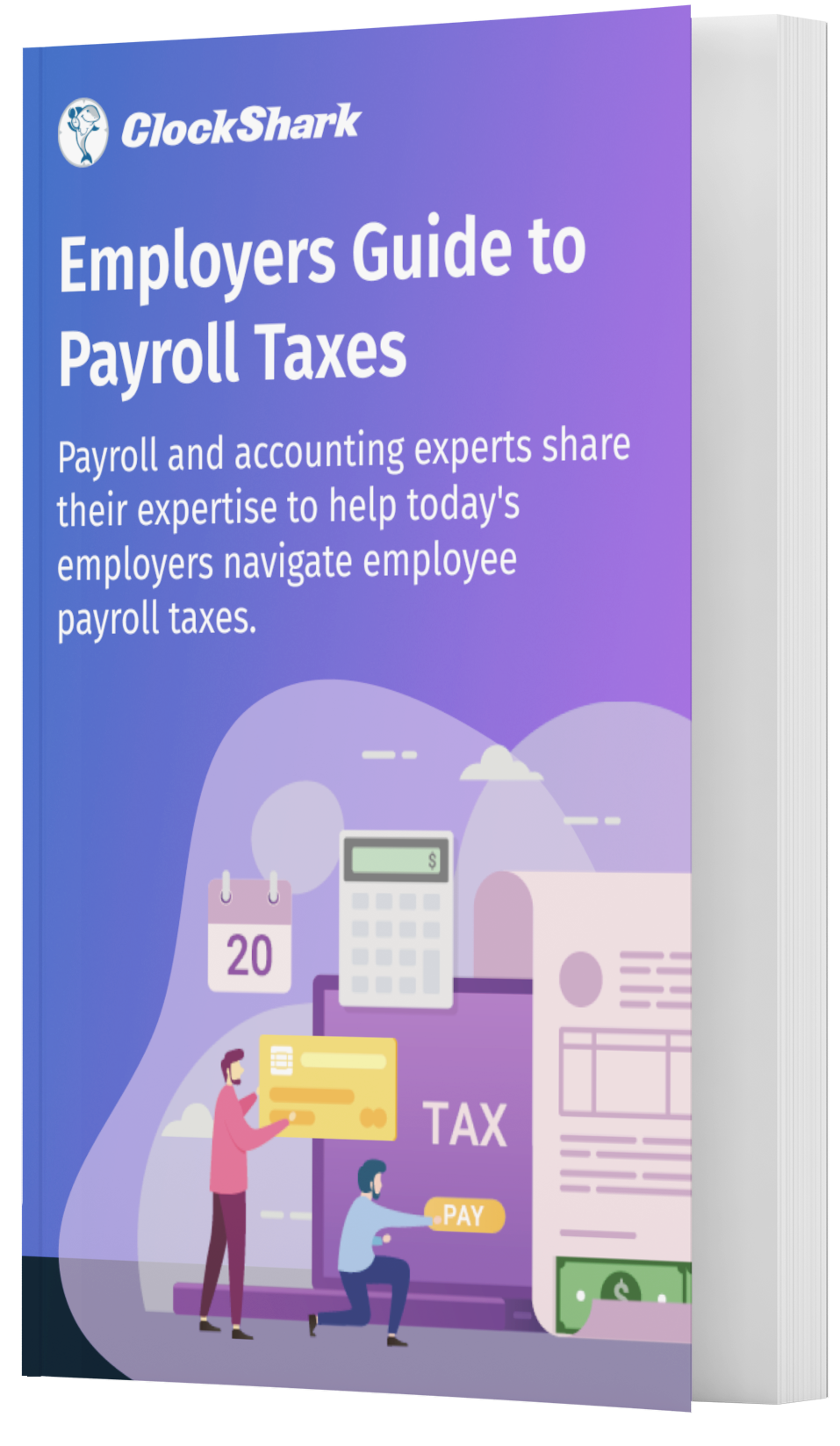 Book - Employers guide to payroll taxes